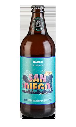 Barco San Diego