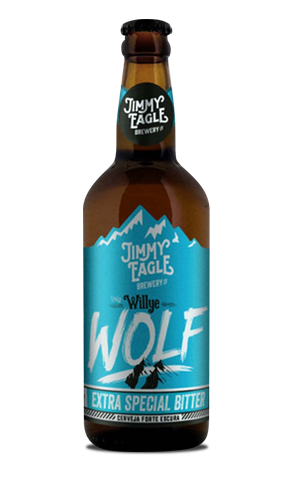 Jimmy Eagle Wolf