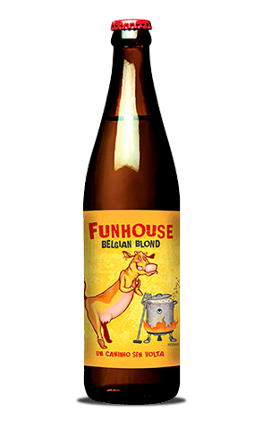 Seasons Funhouse Belgian Blond